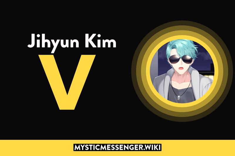V - Mystic Messenger
