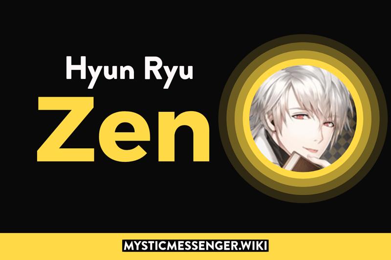 zen - mystic messenger